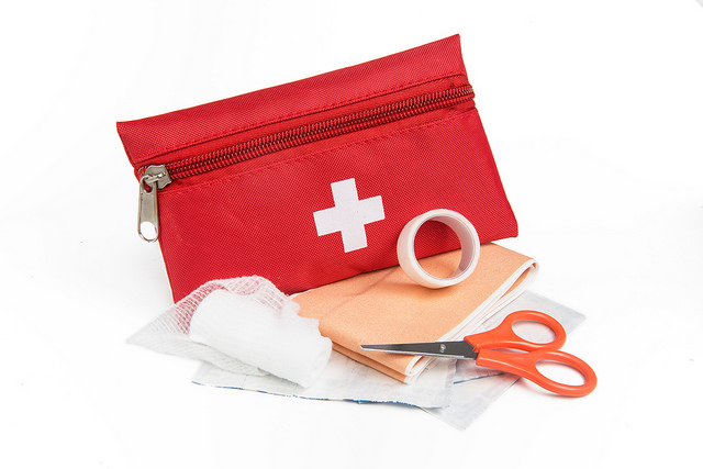First Aid Kit by DLG Images www.directline.com